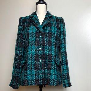 Tweed Jacket in Large